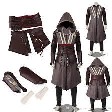 Assassin Halloween Costumes Custom Assassin U0027s Creed Movie Aguilar Nerha Cosplay