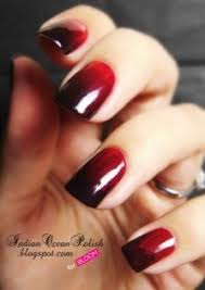 35 Red And Black Vampire by Halloween Vampire Nails Hair Nails Pinterest Halloween