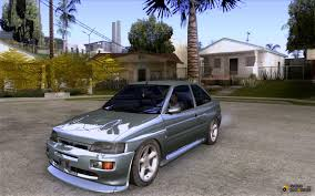 escort rs cosworth 1992 for gta san andreas