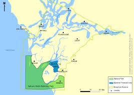 Dakar Senegal Map Participatory Governance Of Marine Protected Areas A Political