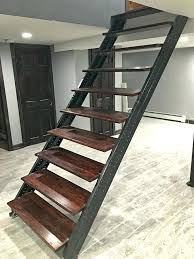interior of atticgarage loft steps garage staircase u2013 venidami us