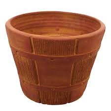 ravenna pottery succulent planters 17 in x 12 5 in clay medusa