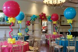 Home Balloon Decoration Balloon Decoration Special Ideas And Great Effectiveness Home Dezign
