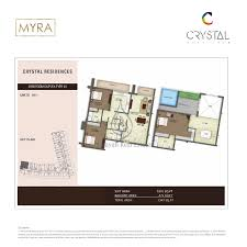residence 3 bedroom duplex type 01 floor plan