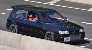 nissan urvan modified nissan pulsar gti r brief about model