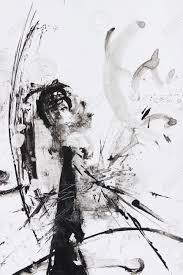 Peinture Noir Et Blanc by Noir Et Blanc Abstrait Peinture Au Pinceau Banque D U0027images Et