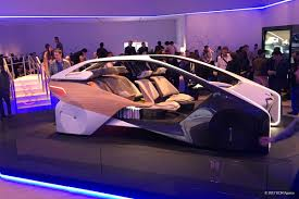 future cars inside top 10 picks from ces 2017