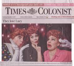 lucille ball newspaper cloudpix