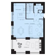 100 the shard floor plan 3 bedroom end of terrace house