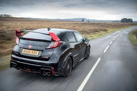 honda civic 2017 type r honda civic type r black edition marks end of current generation