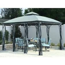 Mosquito Netting Patio Outdoor Patio 8x8 Gazebo With Mosquito Net Privacy Curtains Canopy