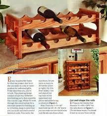 stacking wine rack plans u2022 woodarchivist