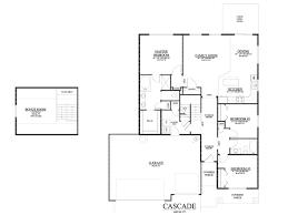 Cascade Floor Plan The Cascade Bonus Floor Plans Listings Viking Homes