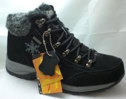 womens walking boots uk black waterproof walking hiking boots fur uk6 amazon