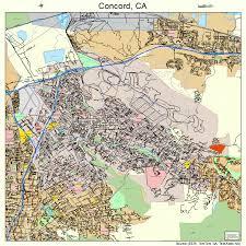 concord california map concord california map 0616000