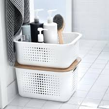 pull out baskets for bathroom cabinets bathroom cabinet bathroom cabinet organizers pull out storage