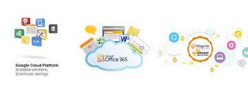 cloud amazon web services google plus office 365 skills