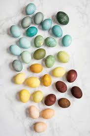 how to color easter eggs naturally dyed easter eggs a beautiful mess