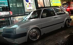 volkswagen golf custom gta gaming archive