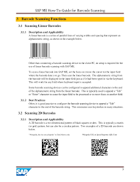 html input pattern alphanumeric sap me how to guide barcode scanning