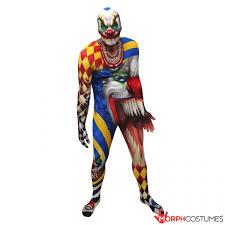 men u0027s scary clown costumes morph costumes us