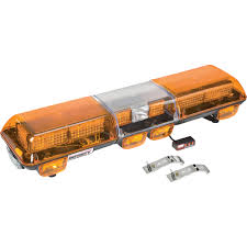 orange led light bar wolo infinity 3 48in led light bar amber lens model 7700 a