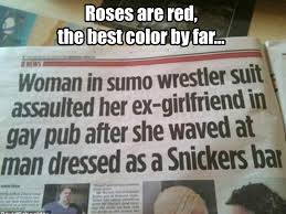 Meme Poem - the best of poetic headlines 15 pics funny pictures daily