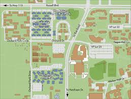 Ncc Campus Map Uaa Campus Map Live Weather Radar Map