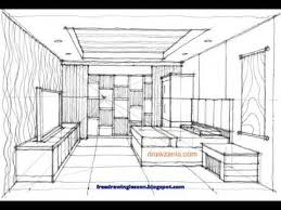 interior sketches sketching interior a living room youtube