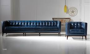 Blue Leather Sofa by Lovable Navy Leather Sofa With Navy Blue Leather Sofa Sectional