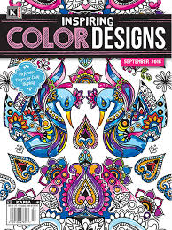color designs inspiring color designs september 2016 kappa publishing adult