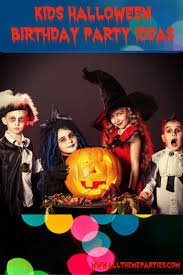 Ideas Halloween Birthday Party by Childrens Halloween Party Ideas It S Written On The Wall 33 Fun