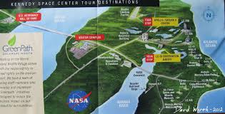 Port Canaveral Map Image Gallery Nasa Cape Canaveral Map