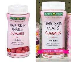 what are the best vitamins for hair nails and skin glamour nail