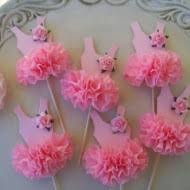 ballerina baby shower decorations my recent finds baby shower ideas themes