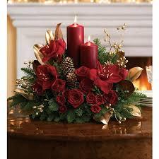 christmas flower arrangements candlelit christmas in farmington mi schroeter s flowers gifts