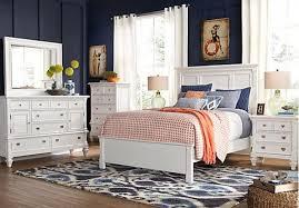 5 pc queen bedroom set belmar white 5 pc queen bedroom at rooms to go dreamy bedrooms