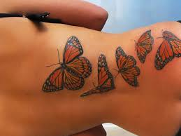 monarch butterfly tattoos 24 magnificent monarch butterfly