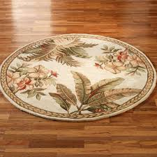 Area Rugs Tropical Tropical Retreat Area Rugs