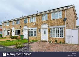 Modern Row Houses - row houses uk modern terrace stock photos u0026 row houses uk modern