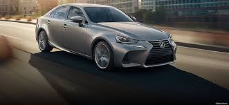 2018 lexus is luxury sedan lexus com