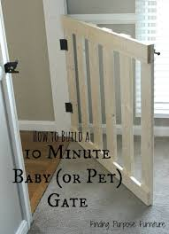 How To Build A Stair Banister Best 25 Deck Gate Ideas On Pinterest Gates For Dogs Outdoor
