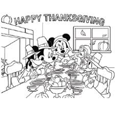 disney thanksgiving coloring pages coloring pages ideas