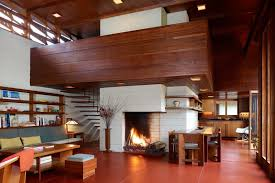 frank lloyd wright living room frank lloyd wright interiors homedesignboard