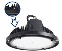 illuminazione industriale led ufo industriale 180w tsa tecnology illuminazione led