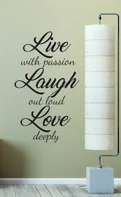 40 000 facebook likes wall decals wall stickers wall quotes live laugh love wall decal sticker