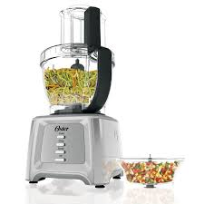 new design oster designed for life 14 cup food processor with 5