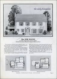 Colonial Revival House Plans 526 Best Old House Plans Images On Pinterest Vintage Houses