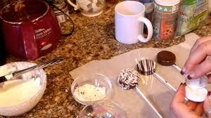 jus4sweetz chocolate dipped oreo pops youtube