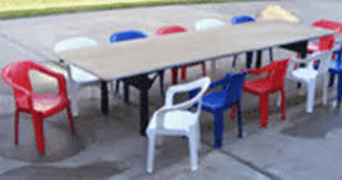 rental table and chairs united rent all party rentals in new jersey chair and table rental